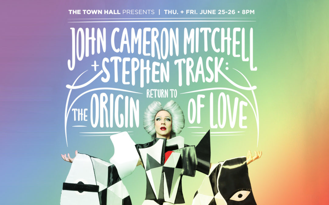 Return to the Origin of Love: The Songs and Stories of Hedwig